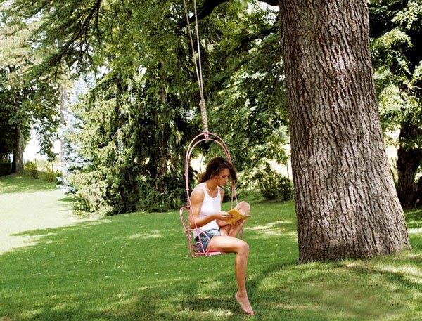 Những mẫu ghế hoàn hảo cho sân vườn nhà bạn 9
