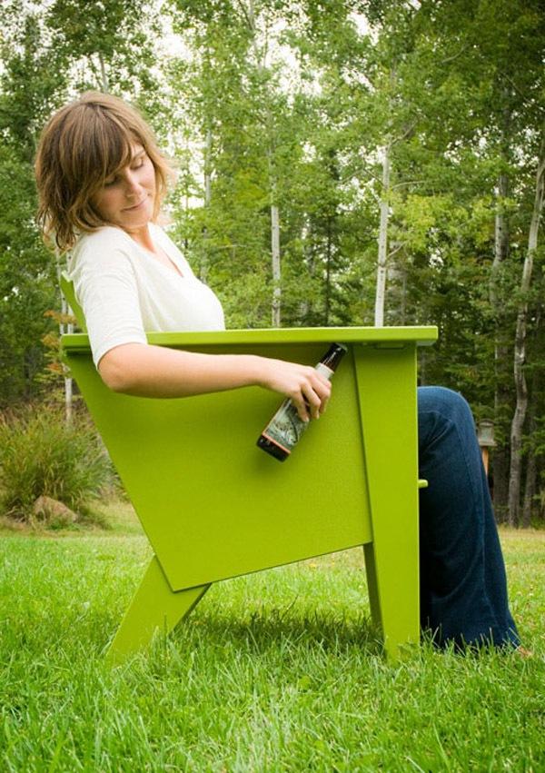 Những mẫu ghế hoàn hảo cho sân vườn nhà bạn 4