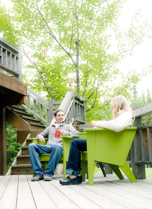 Những mẫu ghế hoàn hảo cho sân vườn nhà bạn 6