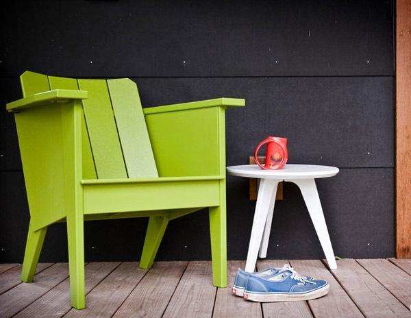 Những mẫu ghế hoàn hảo cho sân vườn nhà bạn 3