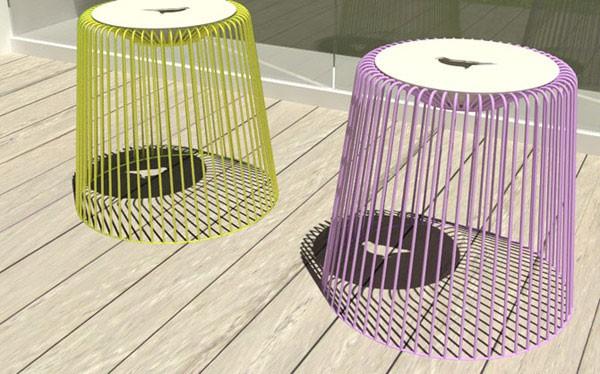 Những mẫu ghế hoàn hảo cho sân vườn nhà bạn 13