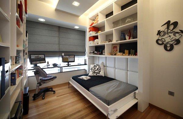 Sofa giường - giải pháp tuyệt vời cho không gian nhỏ (P1) 3