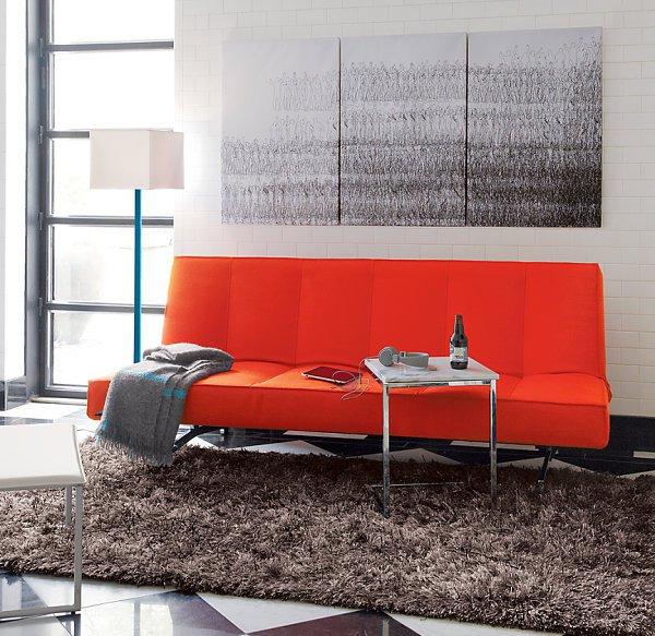 Sofa giường - giải pháp tuyệt vời cho không gian nhỏ (P1) 6