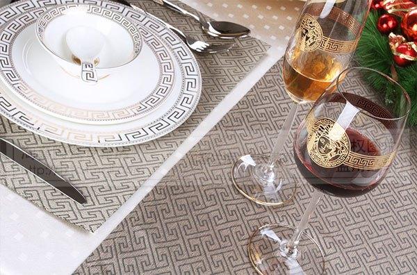 Tết sum vầy với bộ bàn ăn đẹp lung linh giá dưới 2 triệu đồng 16