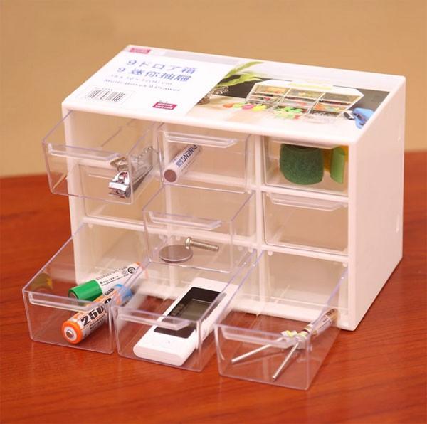 4 loại hộp lưu trữ phải có để nhà gọn gàng 14