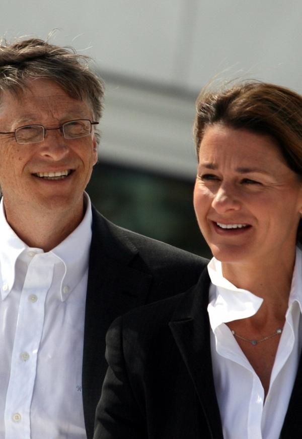 Bill Gates và chuyện tình với cô nhân viên cấp dưới 1