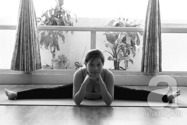 Bầu yoga