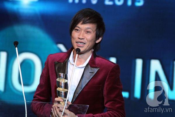 Hoài Linh đoạt cú đúp tại HTV Awards 2013 13