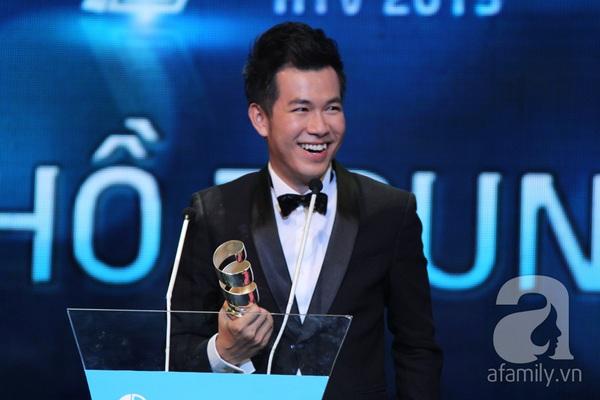Hoài Linh đoạt cú đúp tại HTV Awards 2013 24