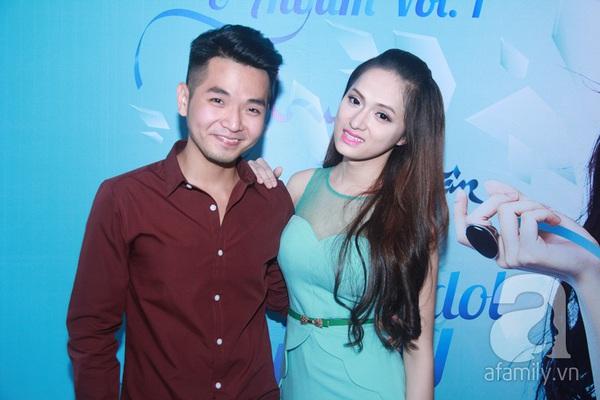 Hương Giang Idol nữ tính bên bố mẹ ruột 5