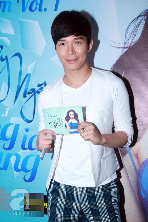 Hương Giang Idol nữ tính bên bố mẹ ruột 9