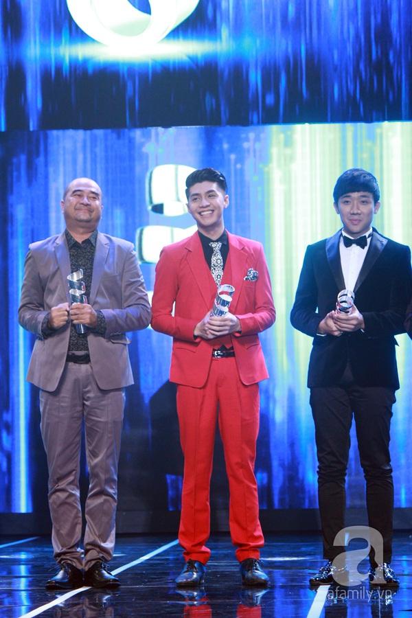 Lễ trao giải HTV Awards 2014: Dễ đoán và không gây bất ngờ 17