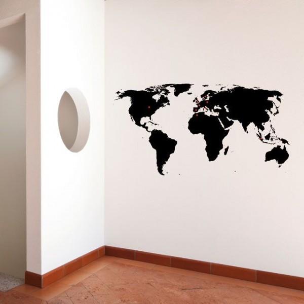 Trang trí nhà với những mẫu đề can dán tường tuyệt đẹp 13