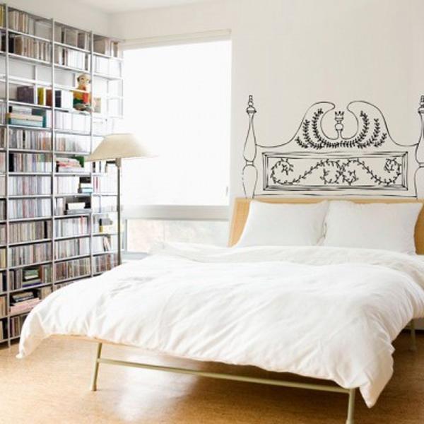 Trang trí nhà với những mẫu đề can dán tường tuyệt đẹp 17