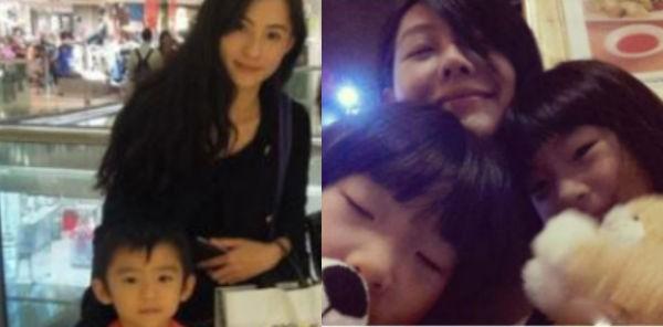 Hài hước chuyện sao Hoa ngữ hứa hôn cho các nhóc tì  4