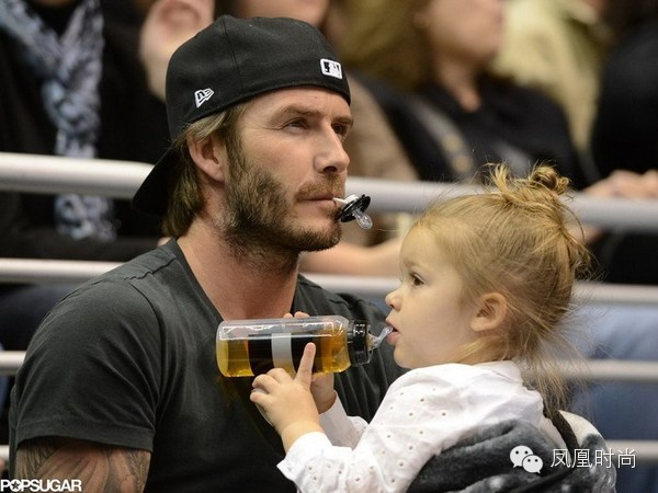 """Những bộ cánh thời trang """"đốn tim"""" phái đẹp của David Beckham  29"""