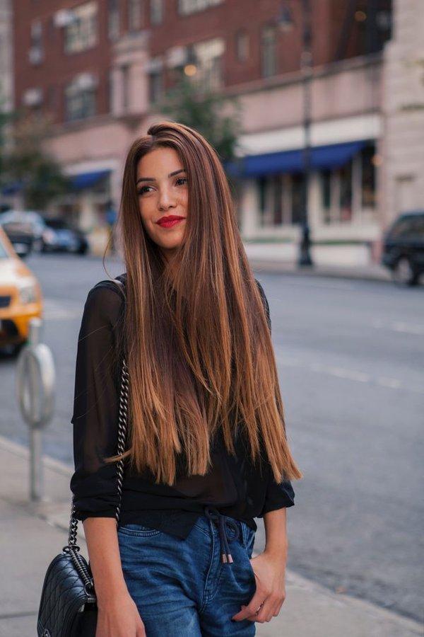 Mách bạn cách tạo kiểu hợp nhất với tình trạng tóc của mình 13