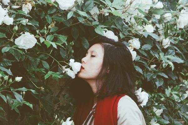 nữ nhiếp ảnh Minh Hà