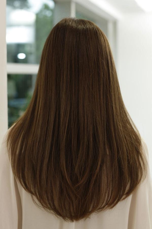Mách bạn cách tạo kiểu hợp nhất với tình trạng tóc của mình 14