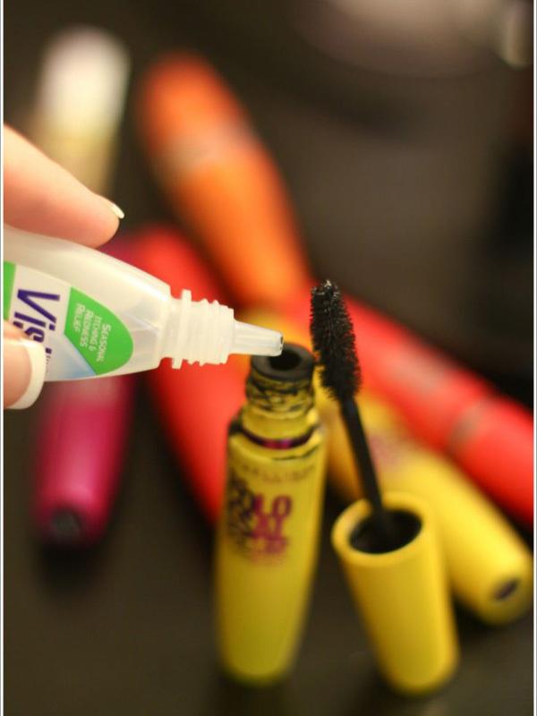 10 mẹo cơ bản giúp bạn sử dụng mascara dễ dàng, hiệu quả hơn 1
