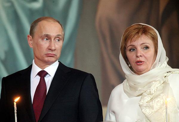 Lời cầu hôn của Tổng thống Nga Vladimir Putin  2