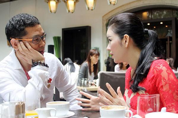 Lý Nhã Kỳ ấn tượng tại Hội nghị kim hoàn Thái Lan 2