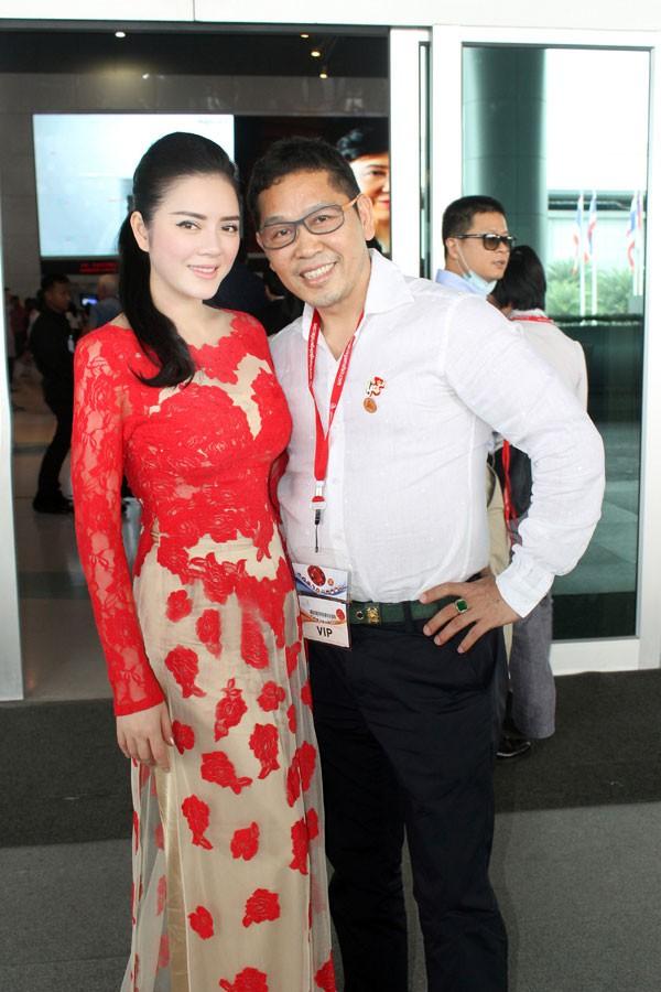 Lý Nhã Kỳ ấn tượng tại Hội nghị kim hoàn Thái Lan 7