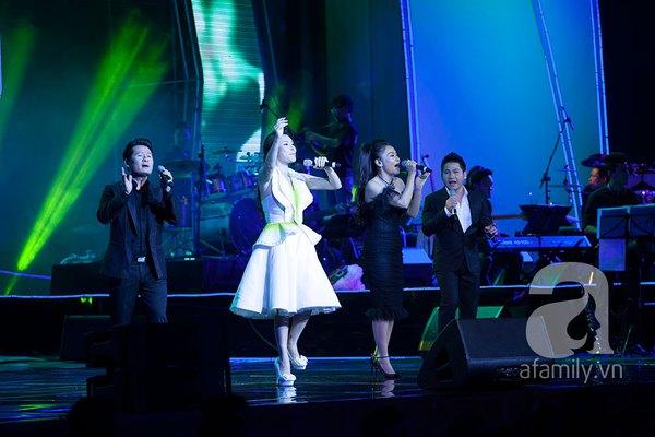 Bằng Kiều, Thu Minh, Hồ Quỳnh Hương làm mê đắm khán giả Hà Nội 14