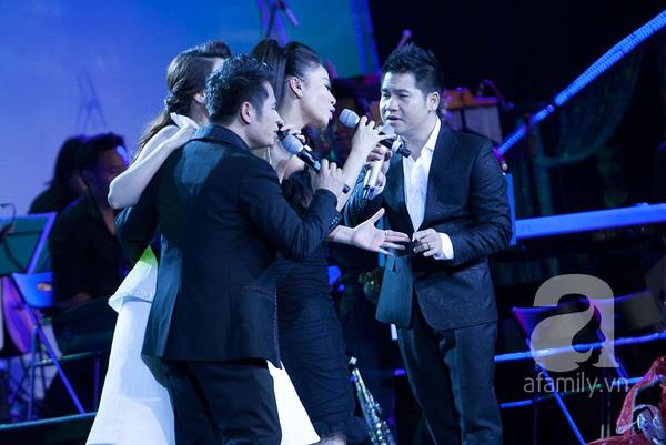 Bằng Kiều, Thu Minh, Hồ Quỳnh Hương làm mê đắm khán giả Hà Nội 16