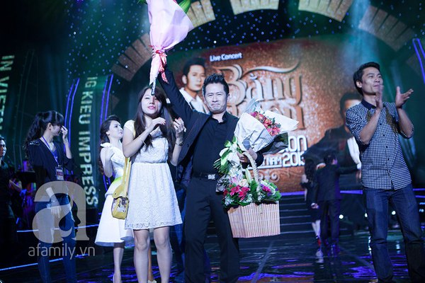 Bằng Kiều, Thu Minh, Hồ Quỳnh Hương làm mê đắm khán giả Hà Nội 17