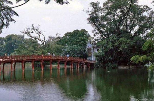 Những bức ảnh hiếm hoi về Hà Nội cuối thời kỳ bao cấp 17