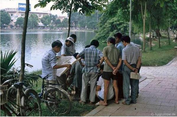 Những bức ảnh hiếm hoi về Hà Nội cuối thời kỳ bao cấp 18