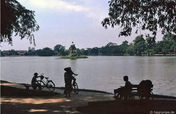 Những bức ảnh hiếm hoi về Hà Nội cuối thời kỳ bao cấp 20