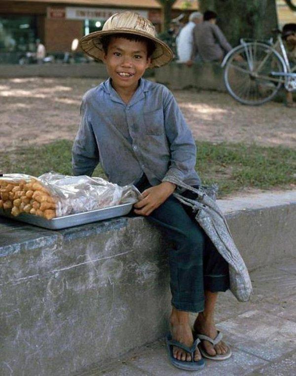 Những bức ảnh hiếm hoi về Hà Nội cuối thời kỳ bao cấp 21