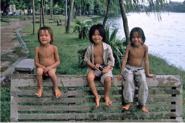 Những bức ảnh hiếm hoi về Hà Nội cuối thời kỳ bao cấp 26