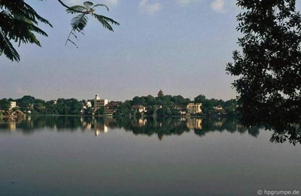 Những bức ảnh hiếm hoi về Hà Nội cuối thời kỳ bao cấp 27