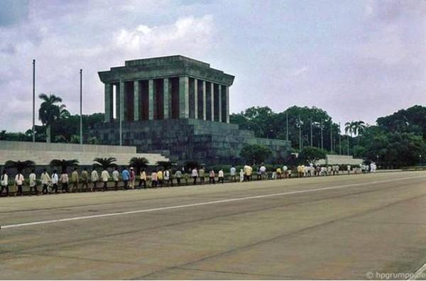 Những bức ảnh hiếm hoi về Hà Nội cuối thời kỳ bao cấp 12