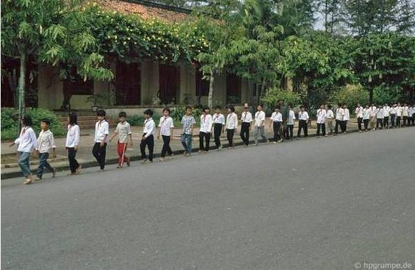 Những bức ảnh hiếm hoi về Hà Nội cuối thời kỳ bao cấp 13
