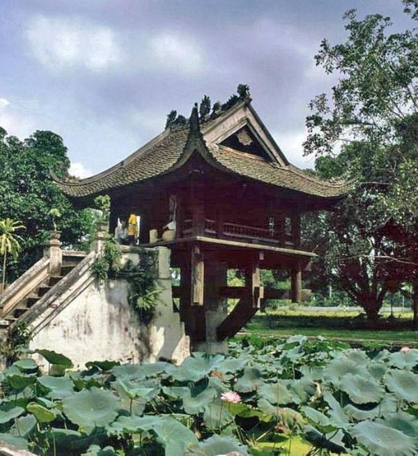 Những bức ảnh hiếm hoi về Hà Nội cuối thời kỳ bao cấp 15