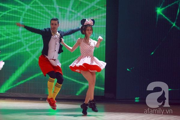 Bước nhảy hoàn vũ ngập trong nước mắt 19
