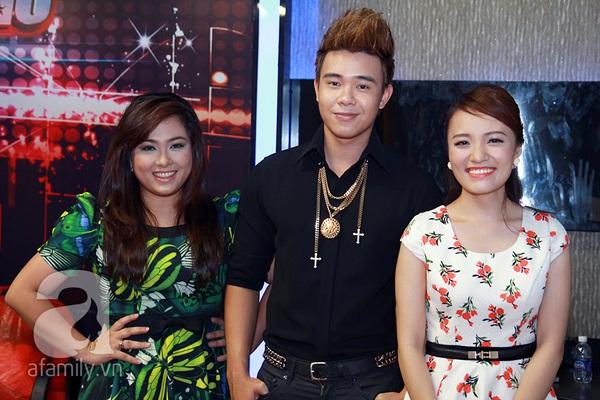 Lộ diện 2 gương mặt tranh ngôi Quán quân Vietnam Idol 1
