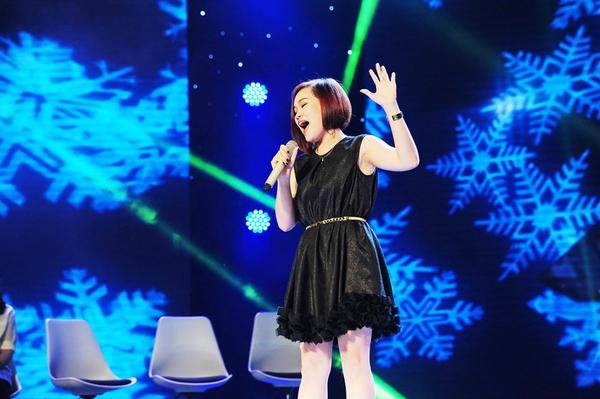 Cô bé Hạnh Phúc khiến giám khảo X-Factor... đẻ trứng! 6