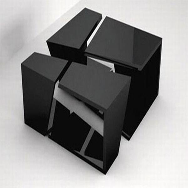 Những mẫu bàn siêu ấn tượng cho phòng khách 1