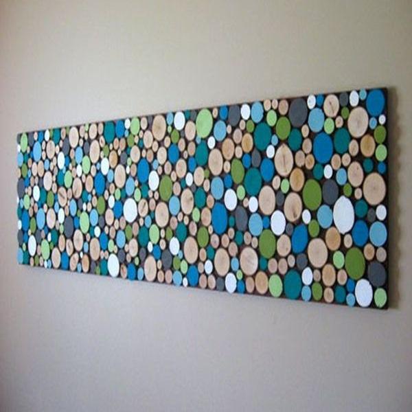 20 ý tưởng có tự trang trí tường nhà dễ thực hiện (P2)  7