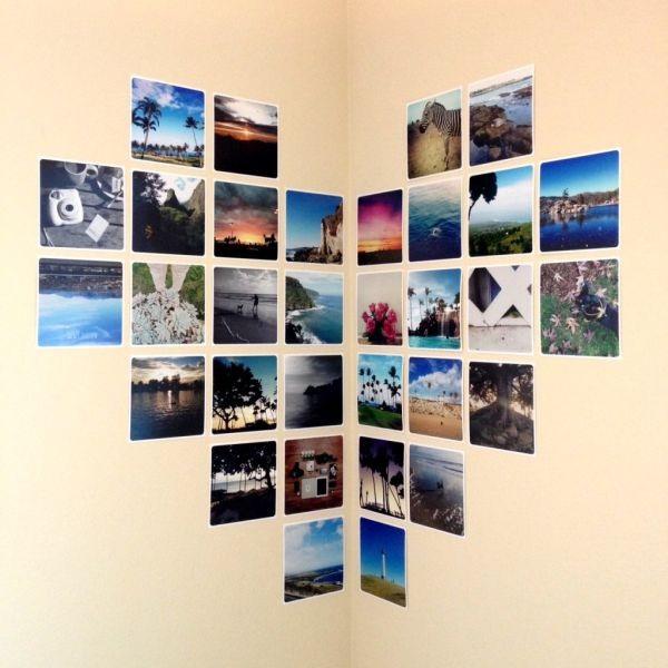 20 ý tưởng có tự trang trí tường nhà dễ thực hiện (P2)  8