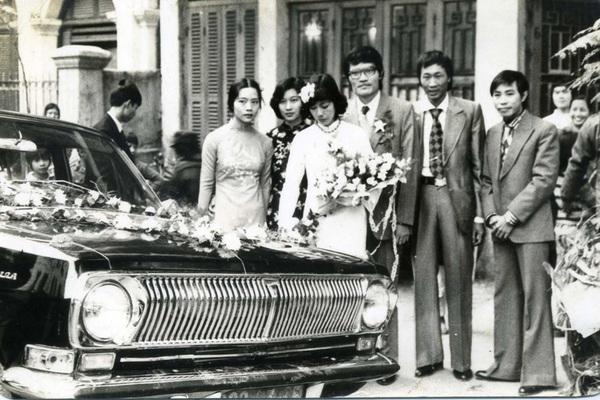 Những bức ảnh quý trong các đám cưới xưa