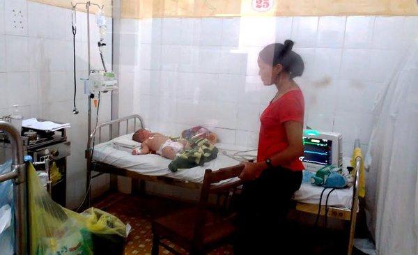 Bé trai 5 tháng tuổi nghi bị nhiễm Não mô cầu đầu tiên ở Đắk Lắk