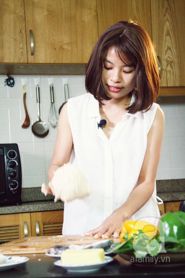 Cô nàng food blogger bỏ việc lương trên chục triệu để theo đuổi niềm đam mê bánh trái