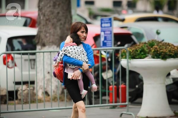 Không khí lạnh tiếp tục tăng cường, Hà Nội mưa lạnh 18 độ
