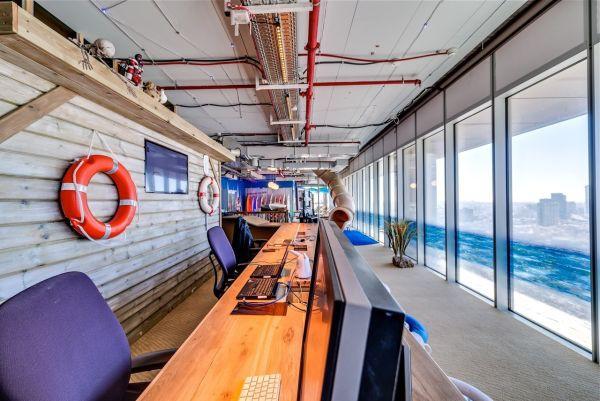 Mãn nhãn với văn phòng mới của Google 15
